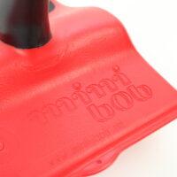 red zipfy bob logo
