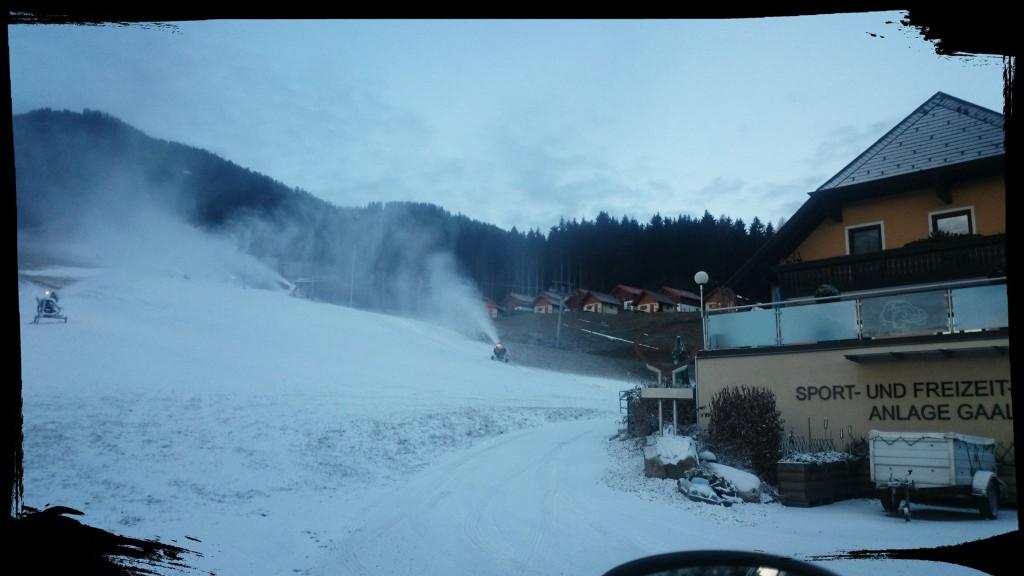 Zipfelbob-Downhill-Gaal