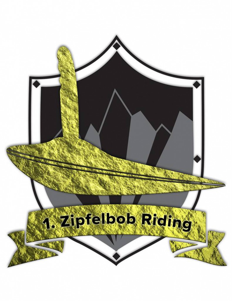 Zipfelbob Riding Westendorf in Österreich