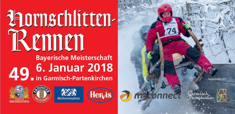 Garmisch Hornschlitten 2018