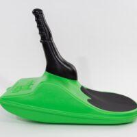 bob di plastica in verde