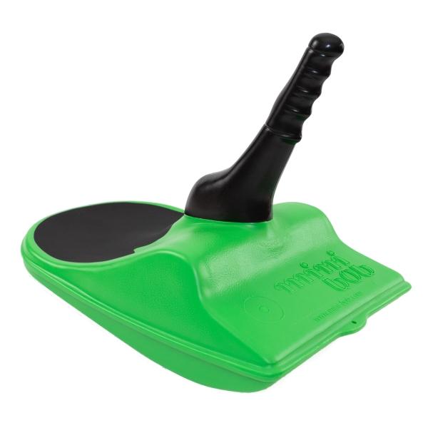 bob di plastica verde